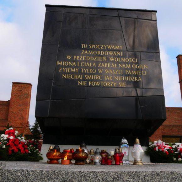 Obchody 74 rocznicy Masakry Radogoskiej.