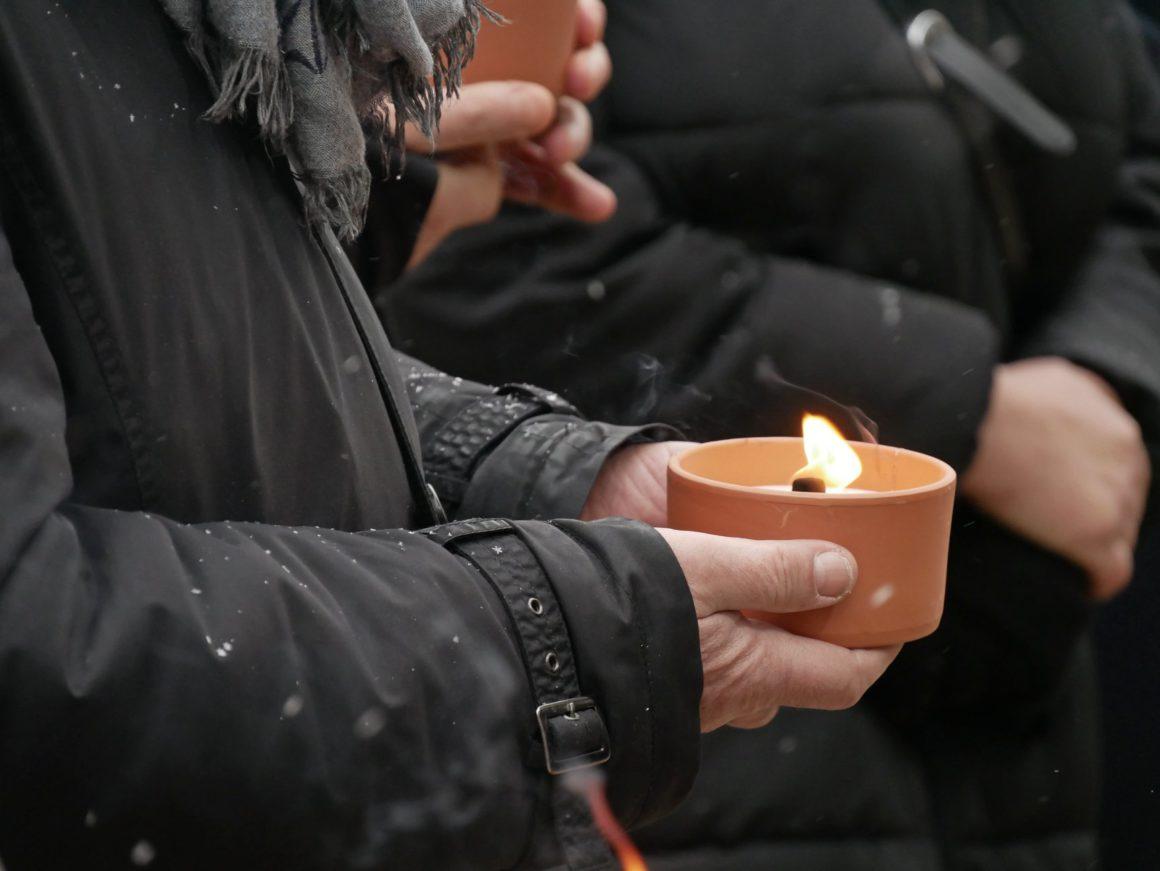 77. Rocznica likwidacji obozu romskiego w getcie