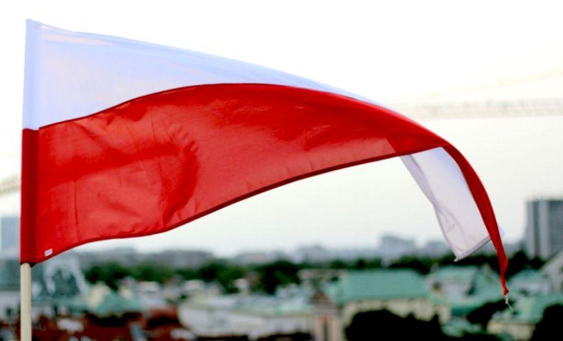 """""""Polskie Barwy Narodowe"""" – Flaga, Godło, Herb, Hymn"""