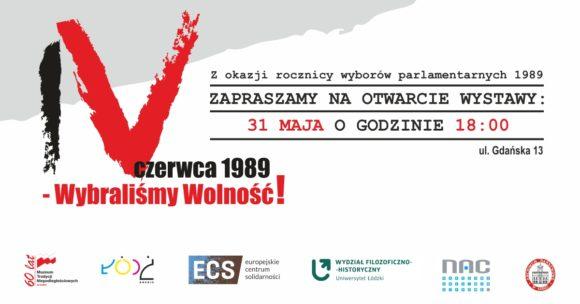 4 czerwca 1989 – Wybraliśmy Wolność!