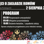 Dzień Pamięci o Zagładzie Romów