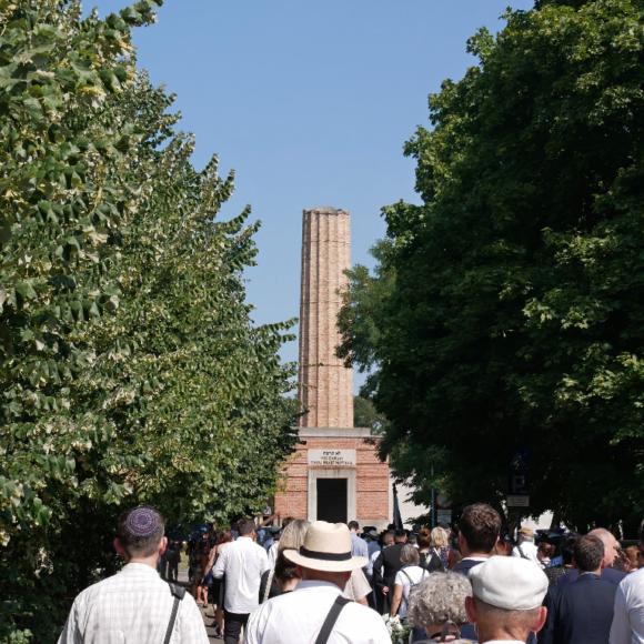 75 rocznica likwidacji Litzmannstadt Getto