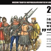 Z dziejów wojny trzynastoletniej – wykład