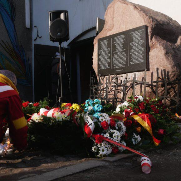78. Rocznica likwidacji obozu romskiego w getcie
