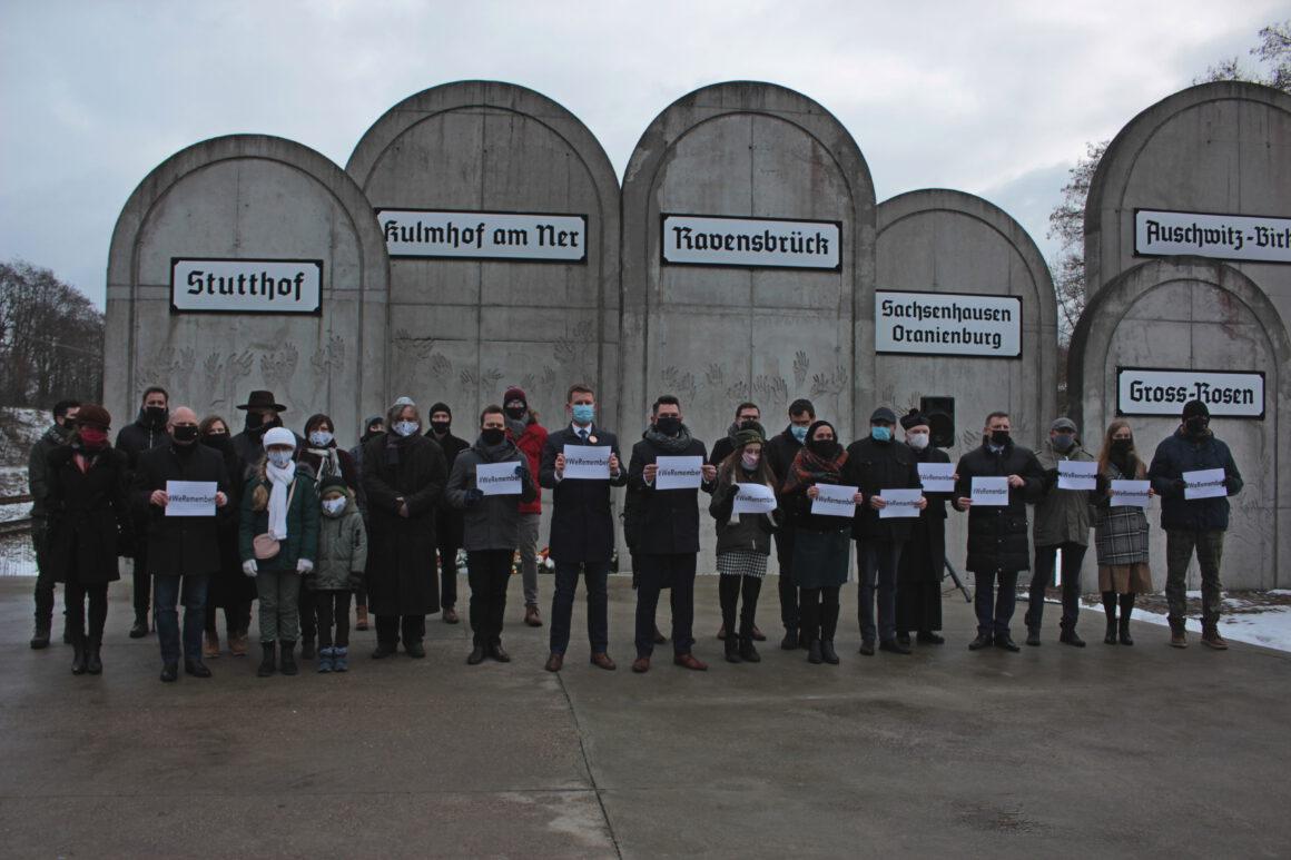 XI Międzynarodowy Dzień Pamięci o Ofiarach Holocaustu