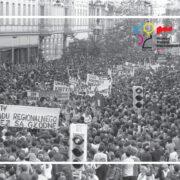 """Wernisaż wystawy""""Marsz głodowy Kobiet – Łódź 1981″"""
